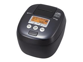 タイガー JPC-B181-K 圧力IH炊飯ジャー(1升炊き)「炊きたて」 ブラック(JPC-B181)