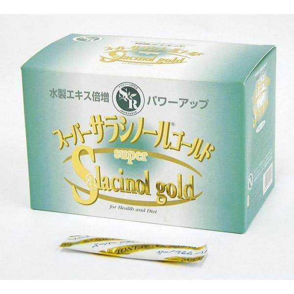 ジャパンヘルス スーパーサラシノールゴールド 2g×90包 (0394bu)【smtb-s】