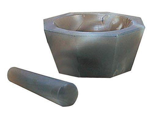 アズワン メノー乳鉢 浅型 100×120×30 乳棒付き1セット6-546-14【smtb-s】