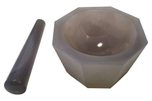アズワン メノー乳鉢 深型 65×80×30 乳棒付き1セット6-547-03【smtb-s】