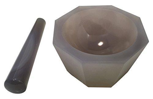 アズワン メノー乳鉢 深型 80×100×35 乳棒付き1セット6-547-05