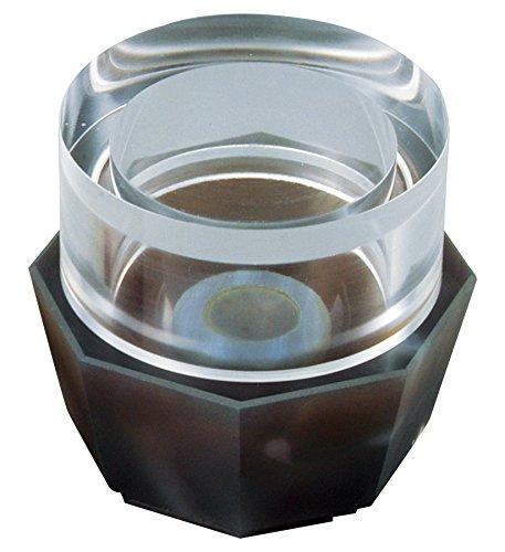 アズワン めのう製マグネット乳鉢セット 5g八角1セット1-6020-01【smtb-s】