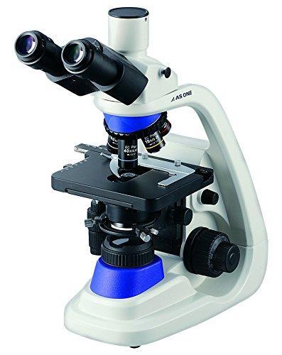 アズワン ECプランレンズ生物顕微鏡 三眼 40~1000× MP38T 1個