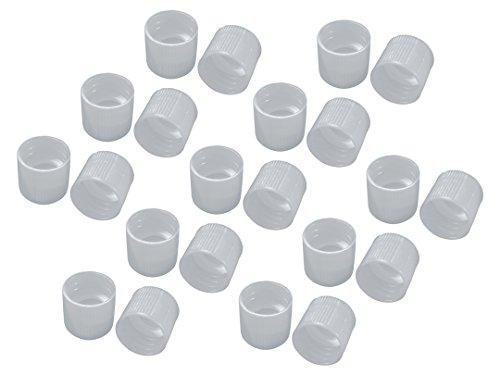 アズワン サンプルチューブ(外ネジ)用キャップ T502N ナチュラル 1000個入1袋(1000個入り)3-7005-11