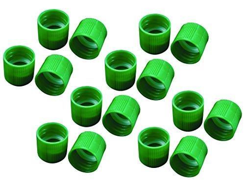 アズワン サンプルチューブ(外ネジ)用キャップ T502DG 緑 1000個入1袋(1000個入り)3-7005-13【smtb-s】