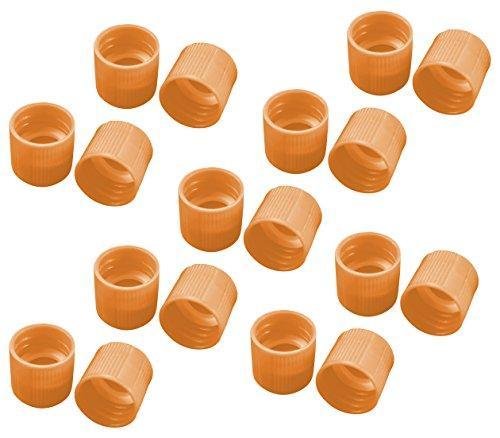 アズワン サンプルチューブ(外ネジ)用キャップ T502O オレンジ 1000個入1袋(1000個入り)3-7005-15【smtb-s】