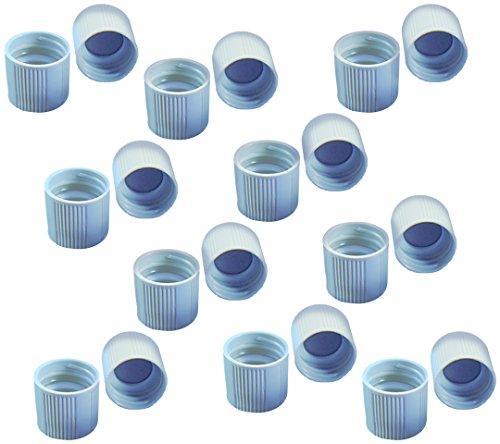 アズワン サンプルチューブ(外ネジ)用キャップ T502W 白 1000個入1袋(1000個入り)3-7005-17【smtb-s】