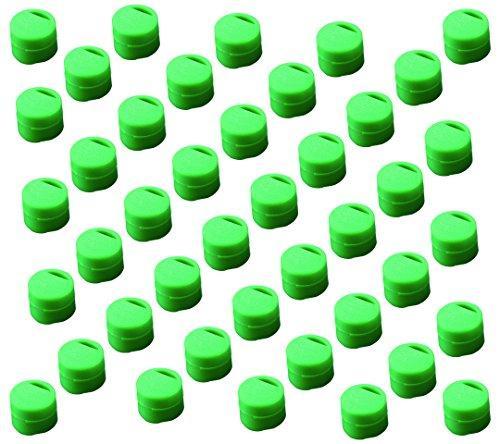 アズワン クライオチューブCryoFreeze(R) 6000-02 キャップインサート(緑)500本/袋×4袋入1箱(500個×4袋入り)3-6367-02【smtb-s】