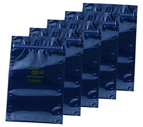 アズワン ESDシールドバッグ シールドバッグ ジッパー付き 250×300×0.076NC3-6922-013-6923-06