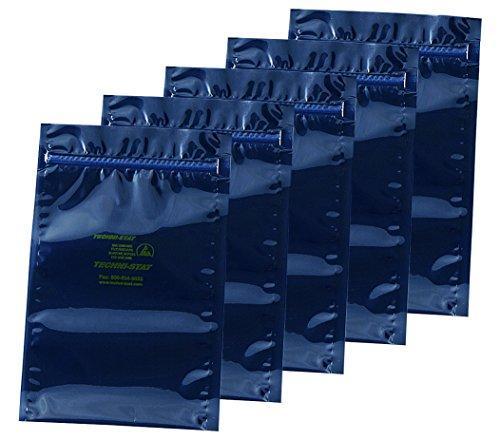 アズワン ESDシールドバッグ シールドバッグ ジッパー付き 300×400×0.076NC3-6922-013-6923-07【smtb-s】
