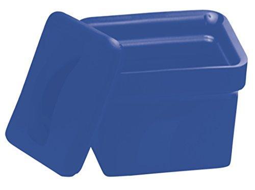 アズワン アイスパン Magic Touch 2(TM) 容量 1L ブルー1個3-6457-01【smtb-s】