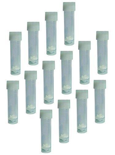 アズワン ビーズ粉砕機用チューブ 7mL 1.4mm セラミック1箱(50本入り)3-6925-12