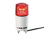 アズワン デジタル温度調節器 (アラート用出力付) LED警告灯(ブザー付き)1個3-6849-02【smtb-s】