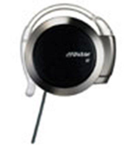 ビクター 密閉型オンイヤーヘッドホン 耳掛け式 ブラック ( HP-AL202-B )