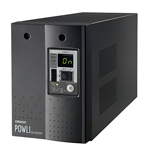 オムロン 無停電電源装置 500VA 無償保証延長サ-ビス4年パック付 BU50SWG4【smtb-s】