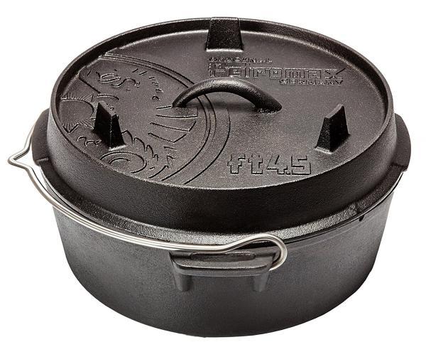 PETROMAX(ペトロマックス) PETROMAX ダッチオーブン ft4.5-t 00012878
