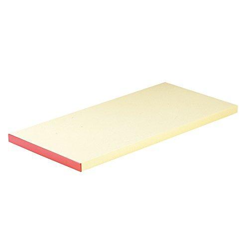 エムテートリマツ 天領 抗菌ピュアマナ板 カラー縁付 PK3A 60×30×厚さ20mm ピンク【smtb-s】