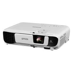 【送料無料】 EPSON プロジェクター EB-W41 3600lm 15000:1 WXGA 2.5kg 無線LAN対応(オプション)【smtb-s】