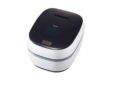 タイガー 土鍋圧力IHジャー炊飯器(5.5合炊き) フロストホワイトTHE炊きたて GRAND X(グランエックス)シリーズ JPG-X100-WF【smtb-s】