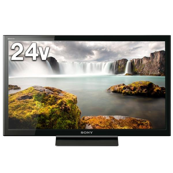ソニー 地上・BS・110度CSデジタルハイビジョンテレビ BRAVIA W450E 24V型(KJ-24W450E)【smtb-s】