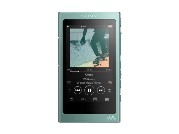 ソニー ウォークマン Aシリーズ メモリータイプ16GB G(ヘッドホン付属なし)(NW-A45/G)【smtb-s】