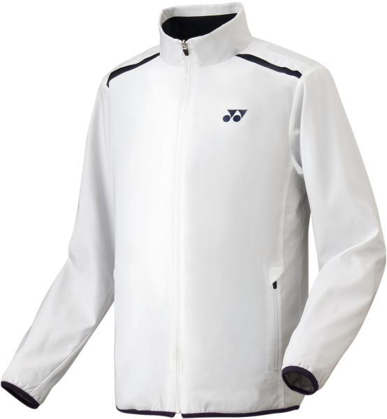 ヨネックス ユニウラジツキウィンドウォーマシャツ (70054) [色 : ホワイト] [サイズ : O]【smtb-s】