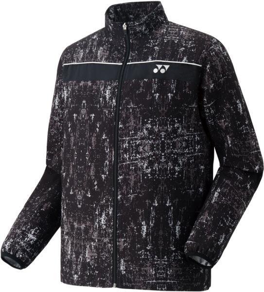 ヨネックス ユニウィンドウォーマーシャツ (70056) [色 : ブラック] [サイズ : M]【smtb-s】