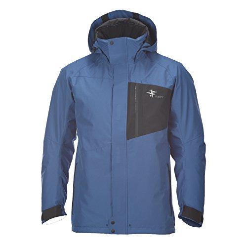 ティムコ (フォックスファイヤー)Foxfire [防水] ディメンションDSジャケット 5113687 040 ブルー XL【smtb-s】