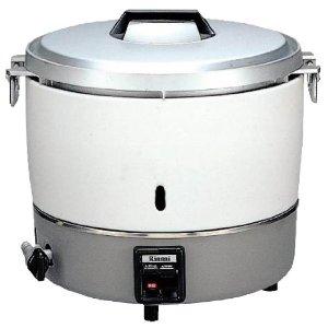 リンナイ 業務用ガス炊飯器 ゴム管接続/直径9.5mm 3升用 RR-30S1-LPプロパンガス用【smtb-s】