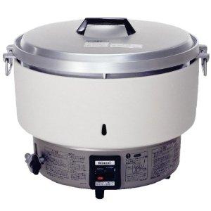 リンナイ 業務用ガス炊飯器 ゴム管接続/直径13mm 4升用 RR-40S1-13A都市ガス【smtb-s】