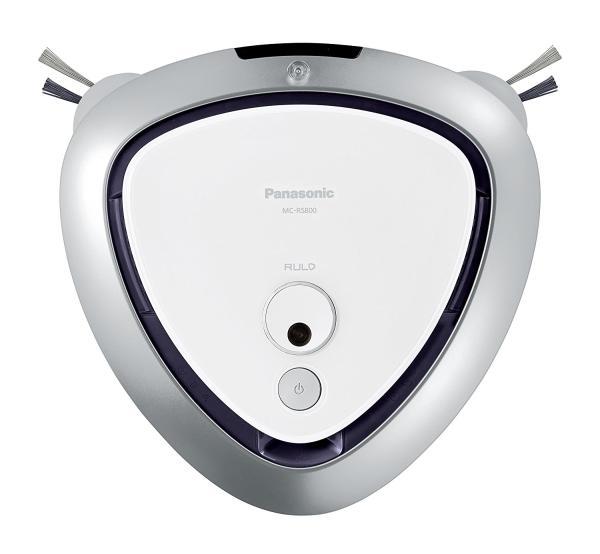 パナソニック MC-RS800-W ロボット掃除機 「RULO(ルーロ)」 クリアホワイト(MC-RS800)