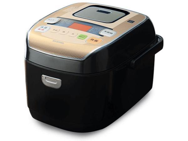アイリスオーヤマ 圧力IH炊飯ジャー 「米屋の旨み 銘柄炊き」(5.5合) KRC-PA50-B【smtb-s】