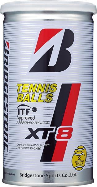 ブリヂストン テニスボール_XT8_ニューカン (BBA2XT)【入数:30】【smtb-s】
