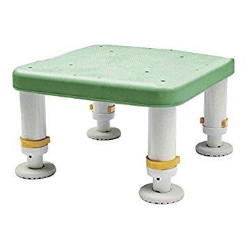 シンエイテクノ ダイヤタッチ浴槽台 レギュラーサイズグリーン10-15【smtb-s】