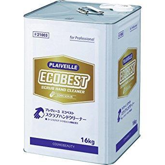 モクケン 手洗い洗剤 プレヴェーユ エコベスト 缶タイプNC3-4814-213-4814-32
