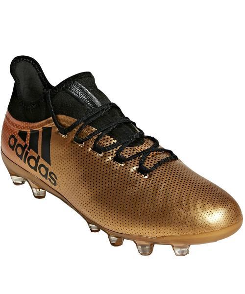 adidas 81_エックス_17.2-JFA_HG (CQ1990) [色 : タクティルGLDメランシ] [サイズ : 255]