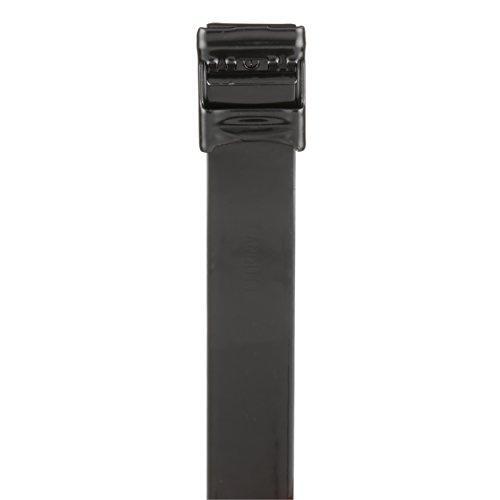 MSC4W38T15L6パンドウイット バックルロック式ナイロン11コーティングステンレスバンド 50本8363158