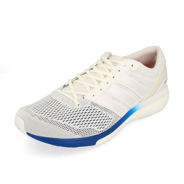 adidas [アディダス] ランニングシューズ adiZERO boston BOOST 2 AKTIV CP9362 カレッジネイビー/ランニングホワイト/ハイレゾレッド S18 27.0cm