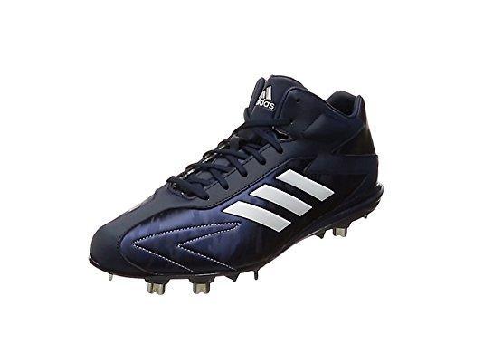 adidas 81_アディゼロ_T3_MID (CQ1260) [色 : COLNVY/クリスタル] [サイズ : 270]