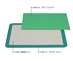 スミロン ピュアマット グリ-ン 600×1200×3.5mmNCNN308-0254010-1596-02【smtb-s】
