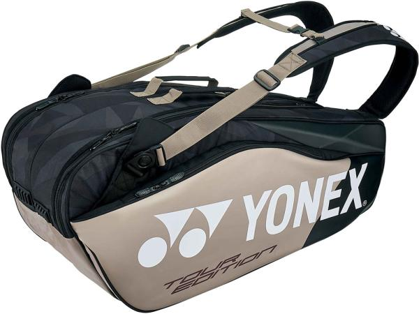 ヨネックス ラケットバッグ6(リュックツキ) 品番:BAG1802R カラー:プラチナ(695)【smtb-s】