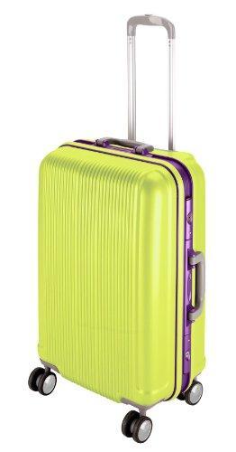 キャプテンスタッグ トラベルスーツケース【S】(アップルGRN) (UV0015)【smtb-s】