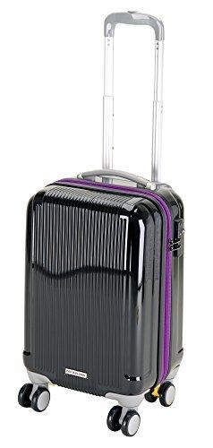 キャプテンスタッグ トラベルスーツケース<S>(ブラック) (UV0033)【smtb-s】, メロディーデザイン:7bdd965b --- sunward.msk.ru