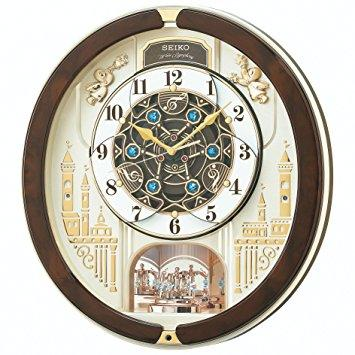 セイコークロック(Seiko Clock) セイコー ウェーブシンフォニー 電波からくり時計【smtb-s】