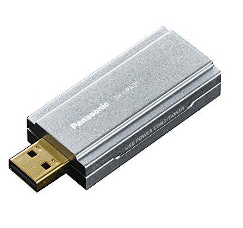 パナソニック USBパワーコンディショナー(SH-UPX01)【smtb-s】