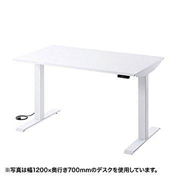 サンワサプライ 電動昇降デスク(W1000×D700mm)【smtb-s】