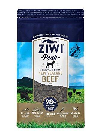 レッドハート (RH)ZP Nエアドライ・ドッグフード NZグラスフェッドビーフ 4kg【smtb-s】
