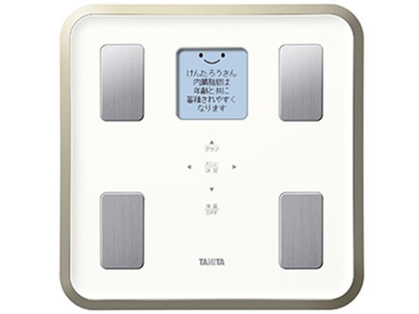 タニタ 体組成計 BC-810-WH ホワイト【smtb-s】