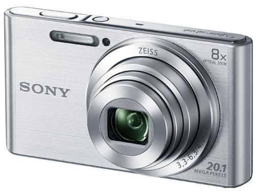 ソニー デジタルスチルカメラCyber-shot W830 2050万画素CCD光学x8 DSC-W830(DSC-W830)【smtb-s】