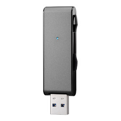 アイ・オー・データ機器 USB 3.1 Gen 1(USB 3.0)対応USBメモリー256GB ブラック U3-MAX2/256K(U3-MAX2/256K)【沖縄・離島への配送不可】【smtb-s】